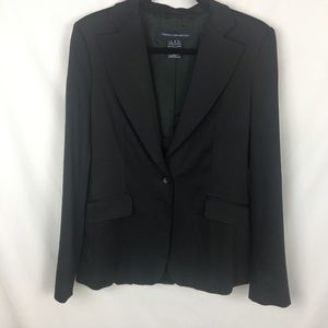 French Connection Black Blazer Size 6